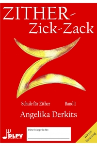 Zither-Zick-Zack Band 1 WIENER BESAITUNG